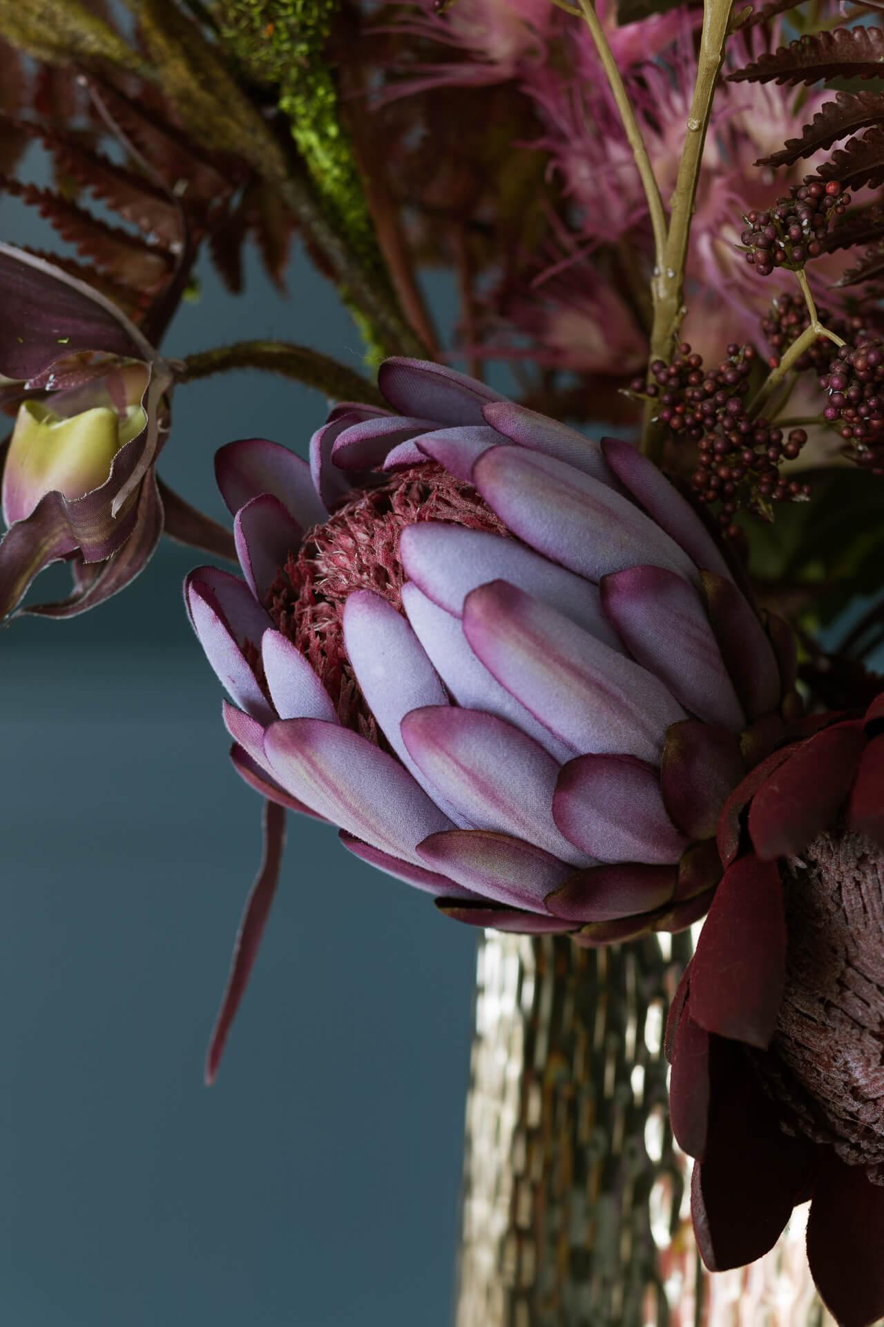 wysokiej jakości kwiaty sztuczne