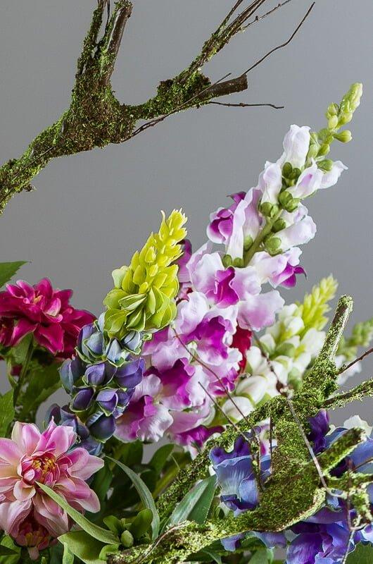 sztuczne kwiaty warszawa