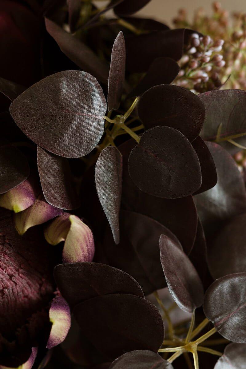 jesienne kwiaty sztuczne