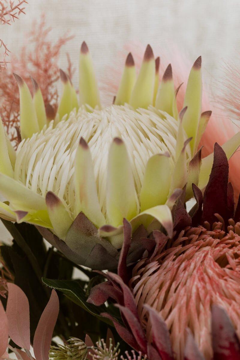 letnie kwiaty sztuczne